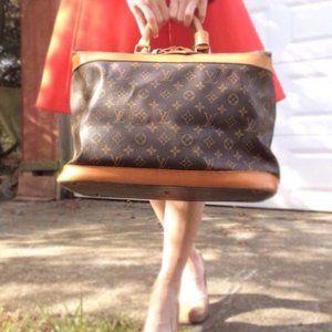 Authentic Louis Vuitton Cruiser 40 Travel Bag
